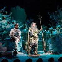 Photo Flash: First Look at Placido Domingo, Danielle De Niese and More in THE ENCHANTED ISLAND at the Met