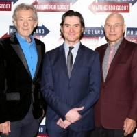 FREEZE FRAME: Patrick Stewart, Ian McKellan & Cast Attend NO MAN'S LAND, WAITING FOR GODOT Photo Call
