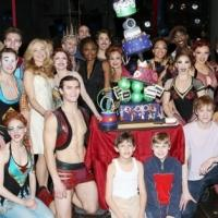 FREEZE FRAME: PIPPIN Cast Celebrates One Year on Broadway!