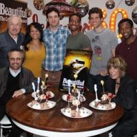 Photo Coverage: BEAUTIFUL Cast Celebrates Pleasant Valley Sundae at Serendipity 3