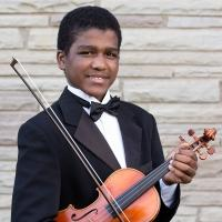 Young Violin Soloists to Headline CSO & CSOYO Side-By-Side Concert, 2/22
