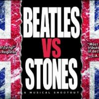 BEATLES VS. STONES - A MUSICAL SHOOTOUT Comes to the Grove, 1/24