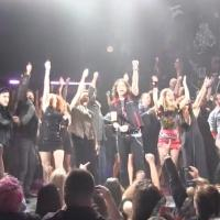 BWW TV: Hold on to That Feelin'- Watch ROCK OF AGES' Final Broadway Curtain Call!