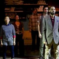 Photo Flash: First Look at Sideshow's THE GOLDEN DRAGON, Now Playing Through 2/23 at Victory Gardens