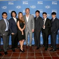 Photo Flash: Niki Caro, Kevin Costner and More Attend MCFARLAND, USA Screening in Santa Barbara