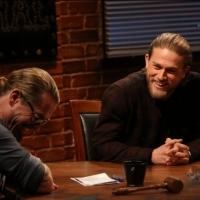 Photo Flash: Kurt Sutter, Charlie Hunnam and More at SONS OF ANARCHY Fan Event