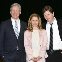 Photo Coverage: CLINTON THE MUSICAL Company Meets the Press!