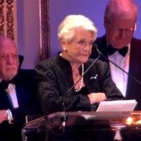 BWW TV: Broadway Salutes Angela Lansbury- Inside the American Theatre Wing Gala!