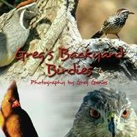 Greg Ganos Releases Debut Book, GREG'S BACKYARD BIRDIES