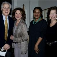 Photo Flash: The Dramatists Guild Fund Awards Linda Lavin and Lynn Nottage the Madge Evans-Sidney Kingsley Award