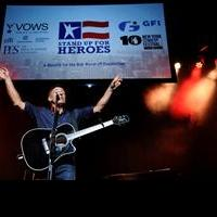 John Oliver, Bruce Springsteen & More to Perform at 8th Annual Stand Up for Heroes This November