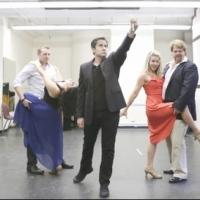 Photo Coverage: Cast of DISASTER! Meets the Press!