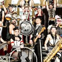 March Fourth Marching Band Coming to the Fox Theatre, 1/10/2015