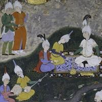 The Met Museum Presents THE SACRED LUTE: THE ART OF OSTAD ELAHI, Now thru 1/11