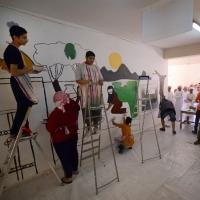 Painter Anatasia Mak Leaves Mark in United Arab Emirates