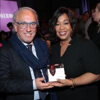 Shonda Rhimes Receives 2014 Sherry Lansing Leadership Award