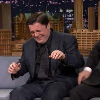 VIDEO: Nathan Lane, Matthew Broderick Talk IT'S ONLY A PLAY on 'Tonight' - Hilarity Ensues!