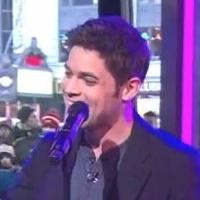 VIDEO: Jeremy Jordan Performs Stunning 'Moving Too Fast' from THE LAST FIVE YEARS on Good Morning America!