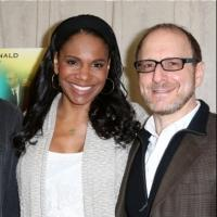 FREEZE FRAME: Audra McDonald and LADY DAY AT EMERSON'S BAR AND GRILL Company Meet the Press!