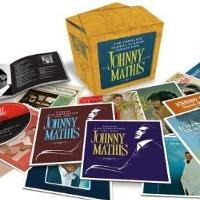 Johnny Mathis Set To Release THE COMPLETE GLOBAL ALBUMS COLLECTION Out 11/17