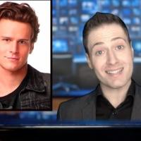 BWW TV Exclusive: CHEWING THE SCENERY- Randy Returns to the Newsdesk to Talk Groff, Oprah, Clarkson & More!