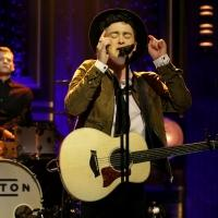 VIDEO: Rixton Performs 'Hotel Ceiling' on TONIGHT SHOW