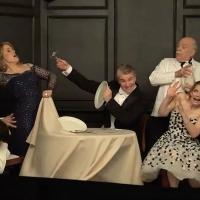 BWW TV Exclusive: Renee Fleming & More Get into Character for LIVING ON LOVE; Go Inside the Cast Photo Shoot!