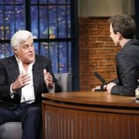 VIDEO: Jay Leno Talks Political Correctness & More on LATE NIGHT