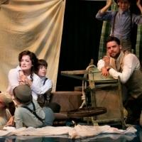 Travel to Neverland! Photo and Video Roundup for Broadway-Bound FINDING NEVERLAND