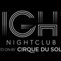 Cirque Du Soleil Nightclub LIGHT Announces Upcoming Line-Up