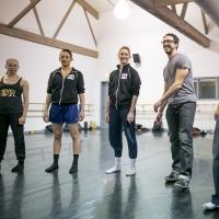 Hubbard Street Dance Chicago and The Second City Present World Premiere of New Collaboration, Now thru 10/19