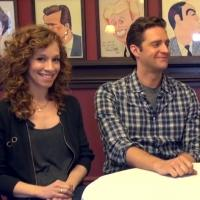 BWW TV: Catching Up with the Cast of SUBMISSIONS ONLY- Colin Hanlon and Lindsay Nicole Chambers