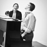 Photo Flash: Sneak Peek at Jessie Mueller, Jake Epstein & More in Rehearsals for Broadway-Bound BEAUTIFUL - THE CAROLE KING MUSICAL