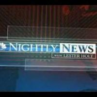 """""""NBC NIGHTLY NEWS"""" Is #1 in Total Viewers and the Key Demo"""