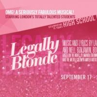 BWW Reviews: LEGALLY BLONDE - Grand's High School Project Goes Blonde