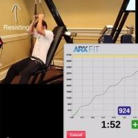 STAGE TUBE: First Look at New Innovative Fitness Equipment, ARX