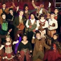 BWW Reviews: FRANKENSTEIN, THE MUSICAL Presents the Classic Horror Story as a 1700s Steampunk Operetta