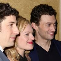 BWW TV: Chatting with Elisabeth Moss, Jason Biggs, Bryce Pinkham & the Cast of THE HEIDI CHRONICLES on Opening Night!