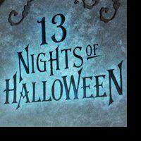 ABC Family Kicks Off 16th Annual 13 NIGHTS OF HALLOWEEN Tonight