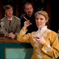 Photo Flash: Meet the Cast of THE EXPLORER'S CLUB at Mad Cow Theatre