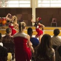 FIRST LISTEN: Santana, Quinn & Brittany Cover Spears Hit 'Toxic' on GLEE's 100th