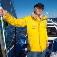 Adventurer Stanley Paris Attempts to Become Oldest Person to Sail Around the World