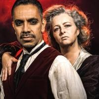 Photo Flash: First Look at David Bedella & Sarah Ingram in Twickenham Theatre's SWEENEY TODD