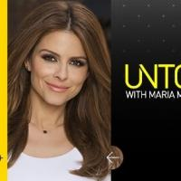 E! Airs All-New UNTOLD WITH MARIA MENOUNOS Tonight