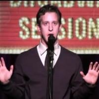 STAGE TUBE: Alex Wyse Performs 'The Man That Got Away' from A STAR IS BORN at BROADWAY SESSIONS