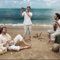 Recess Monkey to Release DESERT ISLAND DISC, On Tour thru Jan 2014