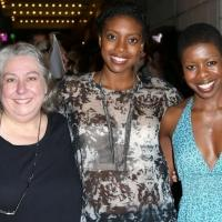 Photo Coverage: Orlando Bloom, Condola Rashad & More Meet Fans at ROMEO & JULIET Stage Door Following First Preview