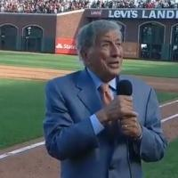 Tony Bennett Flubs 'God Bless America' Lyrics But Still Wows the Crowd!