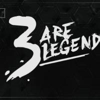 DIMITRI VEGAS, STEVE AOKI & LIKE MIKE Team  for '3 are Legend'