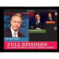 Comedy Central Launches TV Everywhere App
